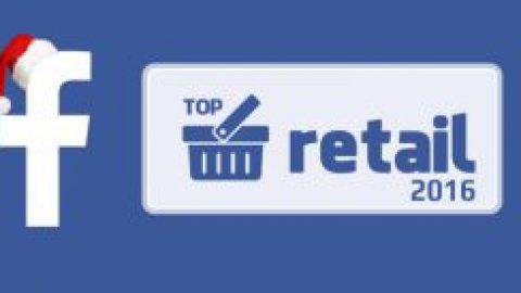 Рейтинг года: лучшие Facebook страницы ритейлеров и ТРЦ Украины