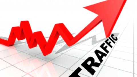 Продвижение сайта по трафику