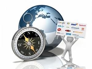 Globe Icon: Navigation
