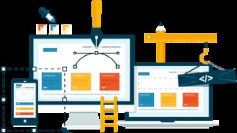 Создание и поддержка сайта